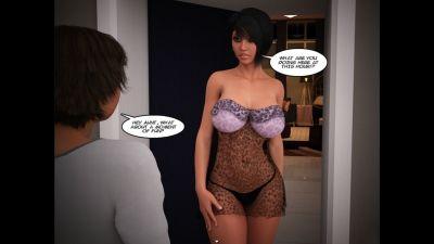 Incest story – Aunt- Icstor - part 4